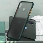 قاب محافظ سامسونگ Transparent Hybrid Case For Samsung Galaxy A11