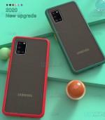 قاب محافظ سامسونگ Transparent Hybrid Case For Samsung Galaxy A31