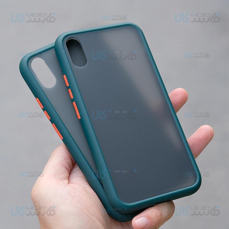 قاب محافظ شیائومی Transparent Hybrid Case For Xiaomi Redmi 7A