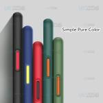 قاب محافظ سامسونگ Transparent Hybrid Case For Samsung Galaxy Note 10 Lite