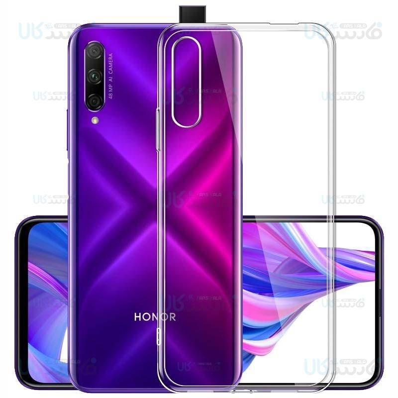 قاب محافظ ژله ای 5 گرمی کوکو هواوی Coco Clear Jelly Case For Huawei Y9s