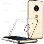 قاب محافظ شیشه ای- ژله ای موتورولا Belkin Transparent Case For Motorola Moto G5 Plus