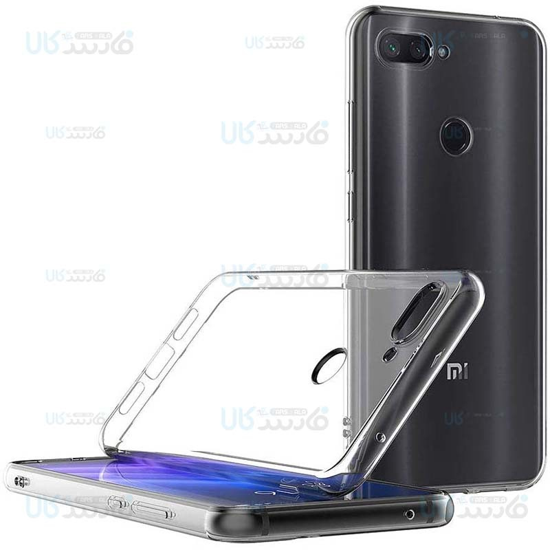 قاب محافظ شیشه ای- ژله ای شیائومی Belkin Transparent Case For Xiaomi Mi 8 Lite