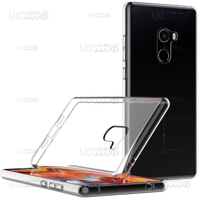 قاب محافظ شیشه ای- ژله ای شیائومی Belkin Transparent Case For Xiaomi Mi Mix 2