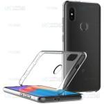 قاب محافظ شیشه ای- ژله ای شیائومی Belkin Transparent Case For Xiaomi Redmi 6 Pro A2 Lite
