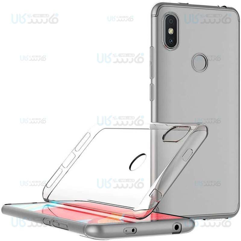 قاب محافظ شیشه ای- ژله ای شیائومی Belkin Transparent Case For Xiaomi Redmi S2 Y2