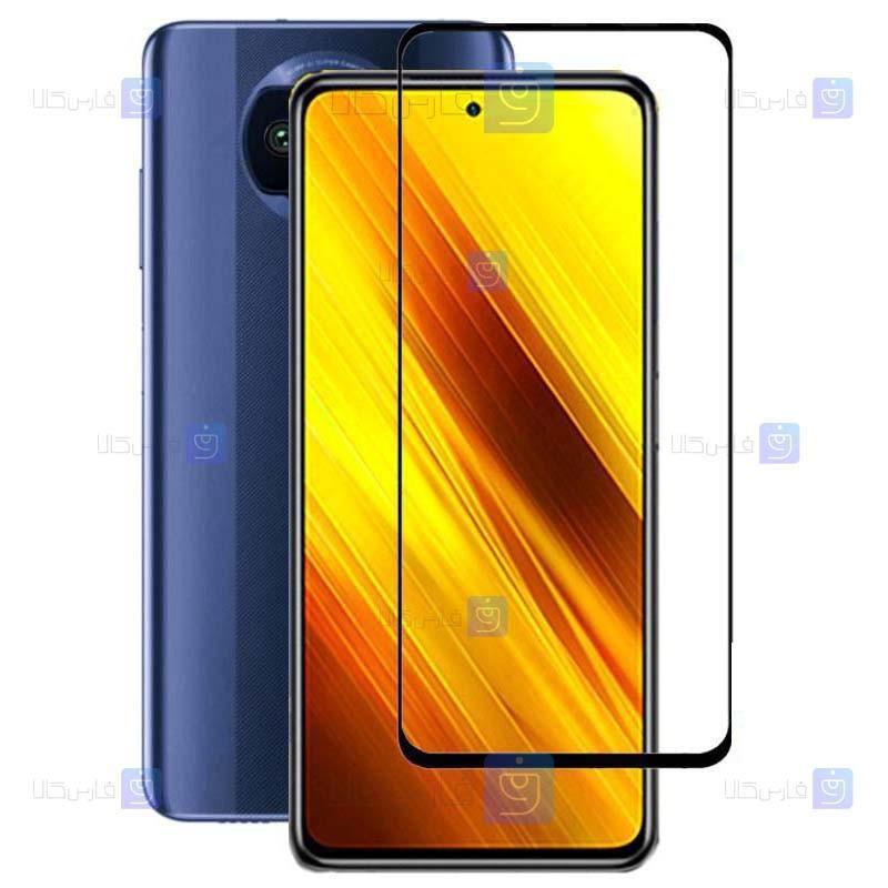 محافظ صفحه نمایش سرامیکی تمام صفحه شیائومی Ceramics Full Screen Protector Xiaomi Redmi K30i Poco X3 NFC