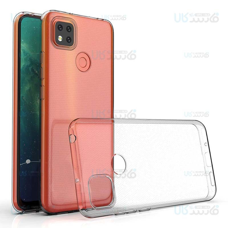 قاب محافظ ژله ای 5 گرمی کوکو شیائومی COCO Clear Jelly Case For Xiaomi Redmi 9C