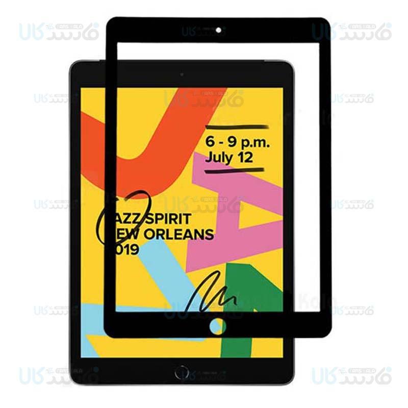 محافظ صفحه نمایش سرامیکی تمام صفحه آیپد Ceramics Full Screen Protector Apple iPad 10.2 2019