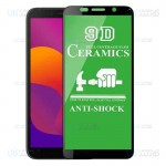 محافظ صفحه نمایش سرامیکی تمام صفحه هواوی Ceramics Full Screen Protector Huawei Honor 9s