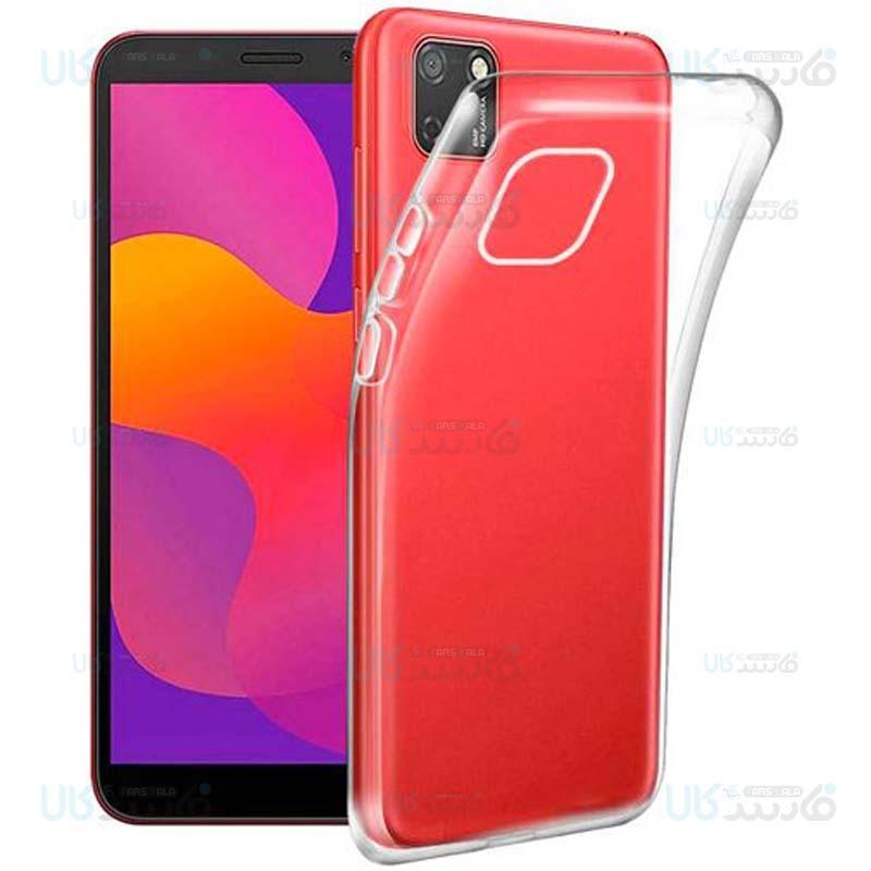 قاب محافظ ژله ای 5 گرمی کوکو هواوی Coco Clear Jelly Case For Huawei Y5p
