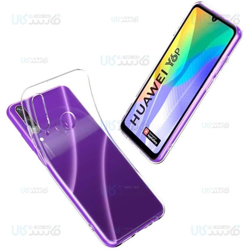 قاب محافظ ژله ای 5 گرمی کوکو هواوی Coco Clear Jelly Case For Huawei Y6p