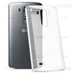 قاب محافظ ژله ای 5 گرمی کوکو ال جی Coco Clear Jelly Case For LG G3