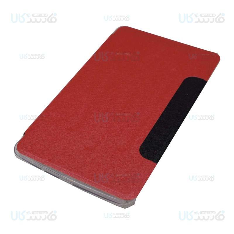 کیف محافظ فولیو لنوو Folio Cover For Lenovo Tab M7 7305