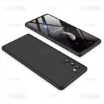قاب محافظ با پوشش 360 درجه سامسونگ GKK Color Full Cover For Samsung Galaxy Note 20