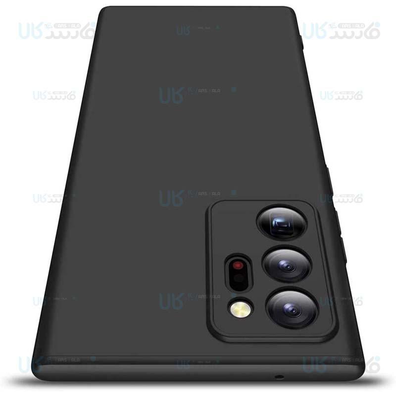 قاب محافظ با پوشش 360 درجه سامسونگ GKK Color Full Cover For Samsung Galaxy Note 20 Ultra