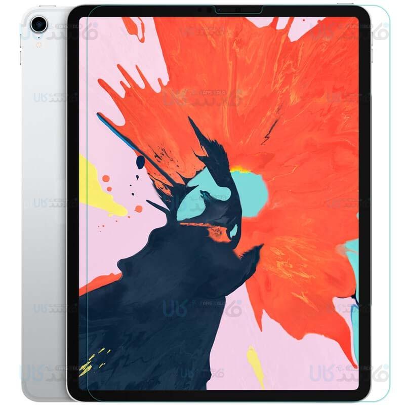محافظ صفحه نمایش شیشه ای نیلکین اپل Nillkin H+ Glass For Apple iPad Pro 12.9 2020 / iPad Pro 12.9 2018