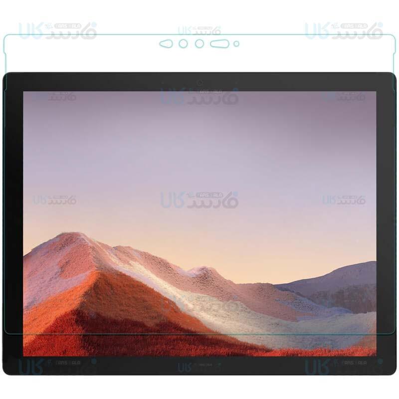 محافظ صفحه نمایش شیشه ای نیلکین مایکروسافت Nillkin H+ Glass For Microsoft Surface Pro 7