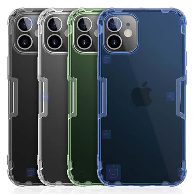 قاب محافظ ژله ای نیلکین اپل Nillkin Nature Series TPU case for Apple iPhone 12 Pro