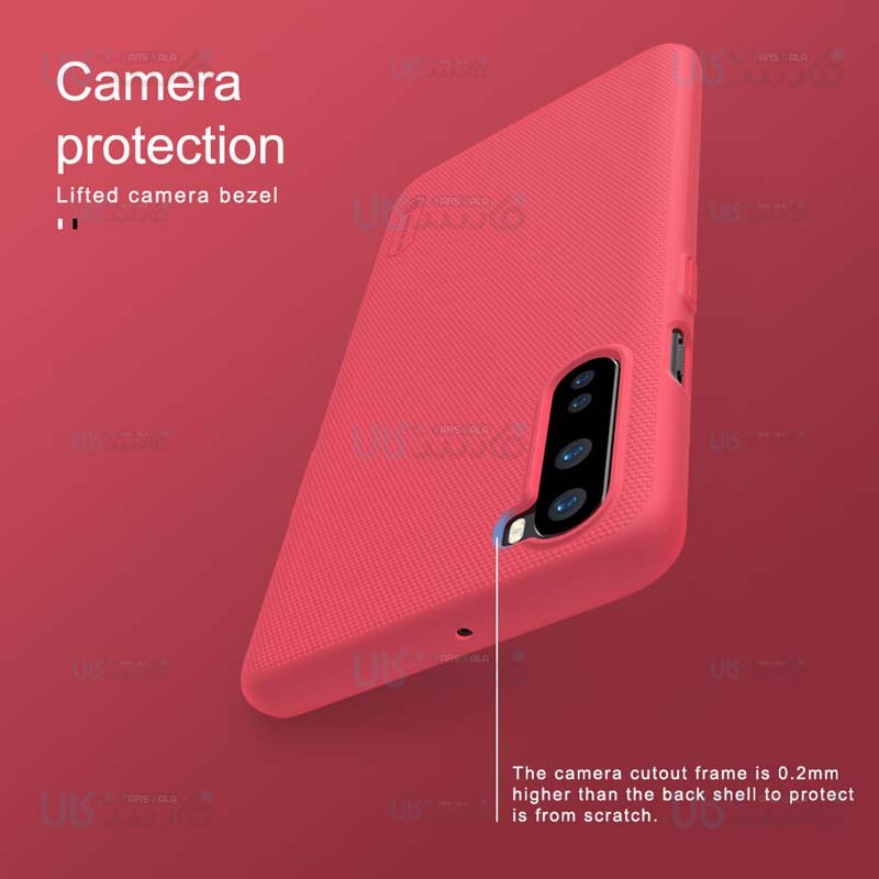 قاب محافظ نیلکین وان پلاس Nillkin Super Frosted Shield Case OnePlus Nord