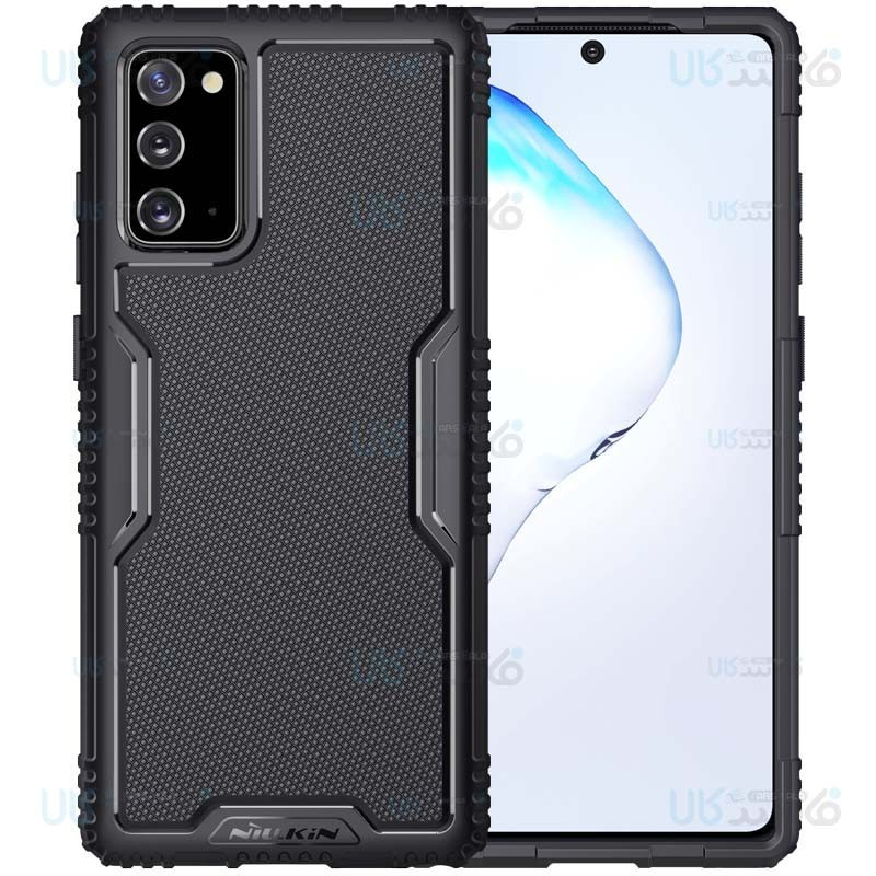 قاب محافظ نیکلین سامسونگ Nillkin Tactics TPU case for Samsung Galaxy Note 20