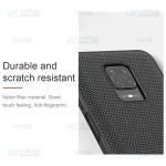 قاب محافظ نیلکین شیائومی Nillkin Textured nylon fiber Case Xiaomi Redmi Note 9 Pro Note 9 Pro Max Note 9S Poco M2 Pro