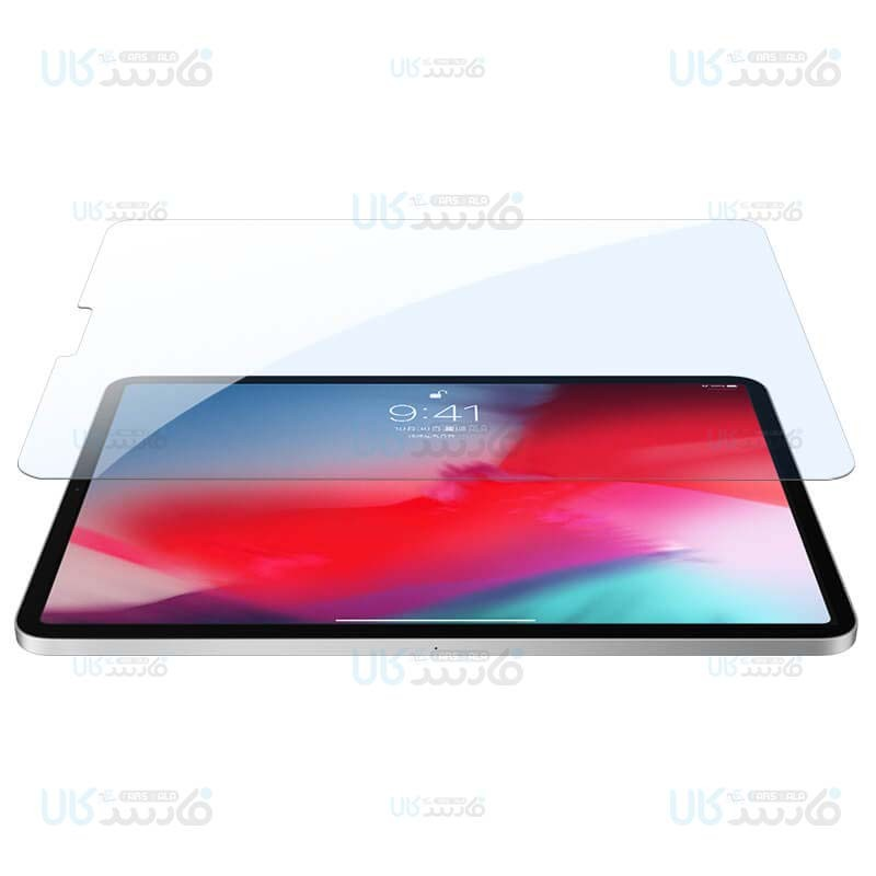 محافظ صفحه شیشه ای نیلکین آیپد Nillkin V+ anti blue light glass Apple iPad Pro 12.9 2020 iPad Pro 12.9 2018