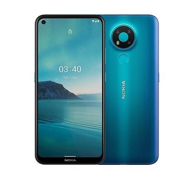 گوشی Nokia 3.4 دو سیم کارت با ظرفیت 4/64 گیگابایت