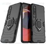 قاب محافظ ضد ضربه انگشتی شیائومی Ring Holder Iron Man Armor Case Xiaomi Mi 10 / Mi 10 Pro