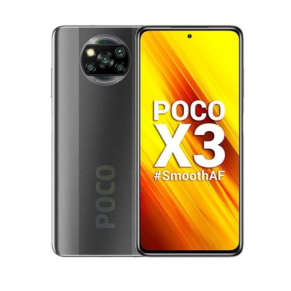 گوشی Xiaomi Poco X3 دو سیم کارت با ظرفیت 8/128 گیگابایت