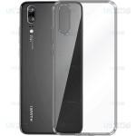 قاب محافظ شیشه ای- ژله ای هواوی Belkin Transparent Case For Huawei P20