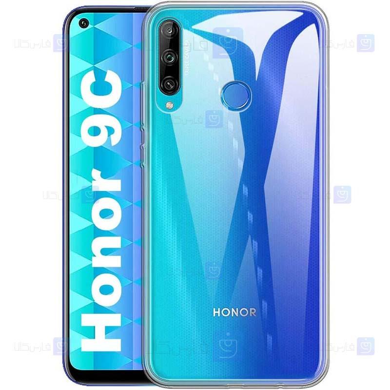 قاب محافظ ژله ای 5 گرمی کوکو هواوی COCO Clear Jelly Case For Huawei Honor 9C