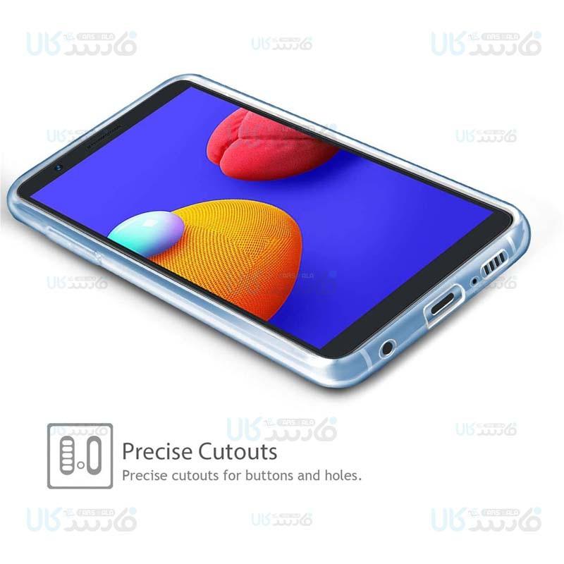 قاب محافظ ژله ای 5 گرمی کوکو سامسونگ COCO Clear Jelly Case For Samsung Galaxy A01 Core