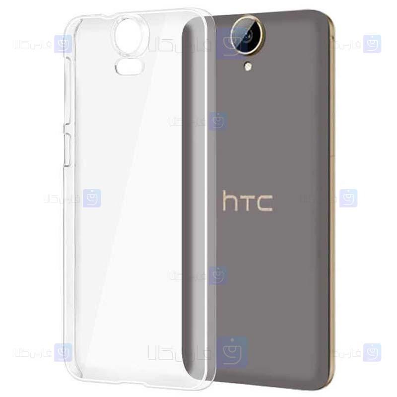 قاب محافظ ژله ای 5 گرمی اچ تی سی Clear Jelly Case For HTC One E9 E9 plus