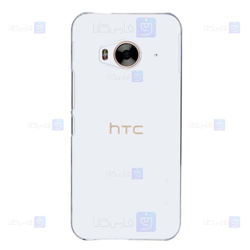 قاب محافظ ژله ای 5 گرمی اچ تی سی Clear Jelly Case For HTC One ME