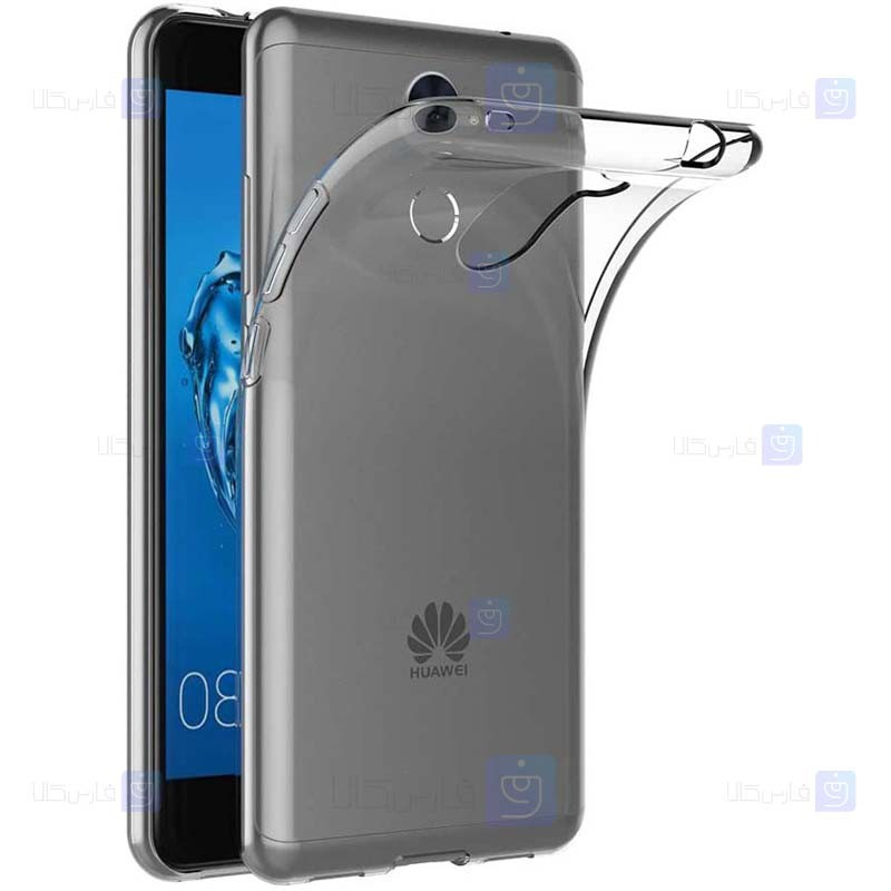 قاب محافظ ژله ای 5 گرمی هواوی Clear Jelly Case For Huawei Y7 Prime
