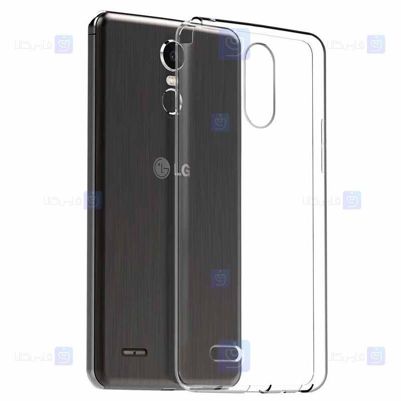قاب محافظ ژله ای 5 گرمی ال جی Clear Jelly Case For LG Stylus 3