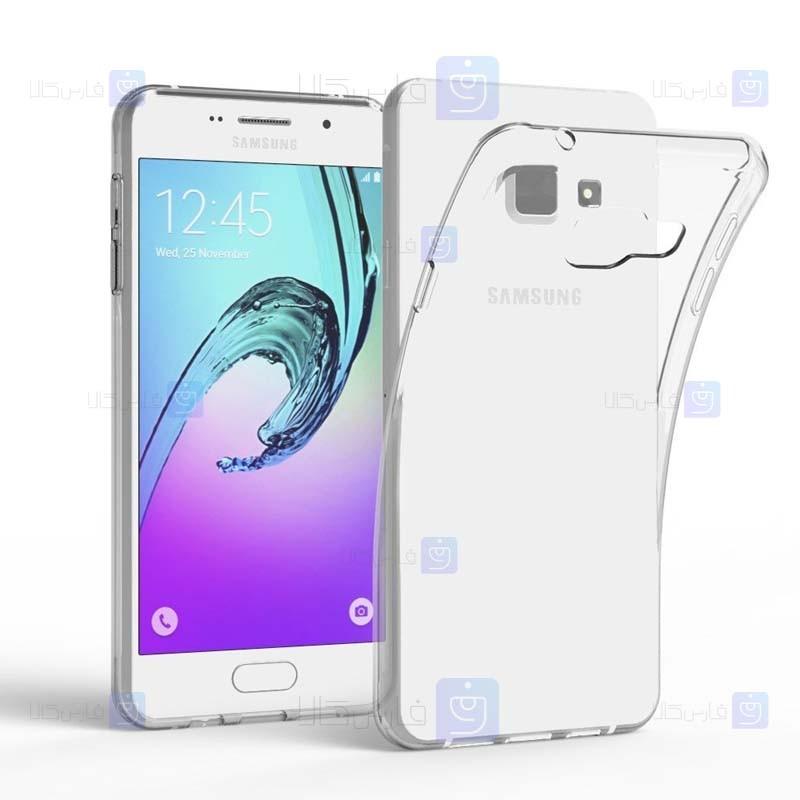 قاب محافظ ژله ای 5 گرمی هواوی Clear Jelly Case For Samsung Galaxy A3 2016