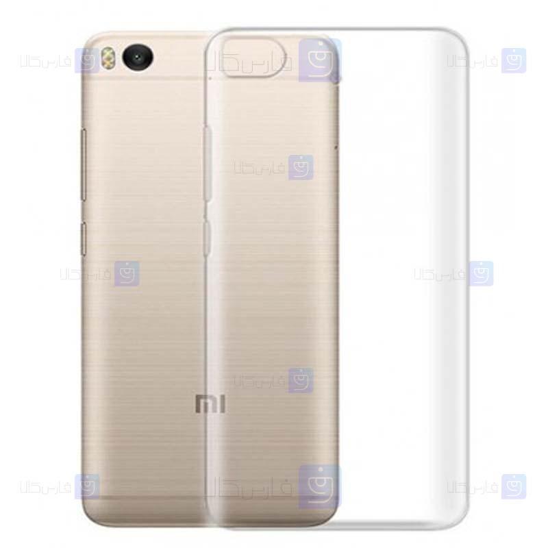 قاب محافظ ژله ای 5 گرمی شیائومی Clear Jelly Case For Xiaomi MI 5S