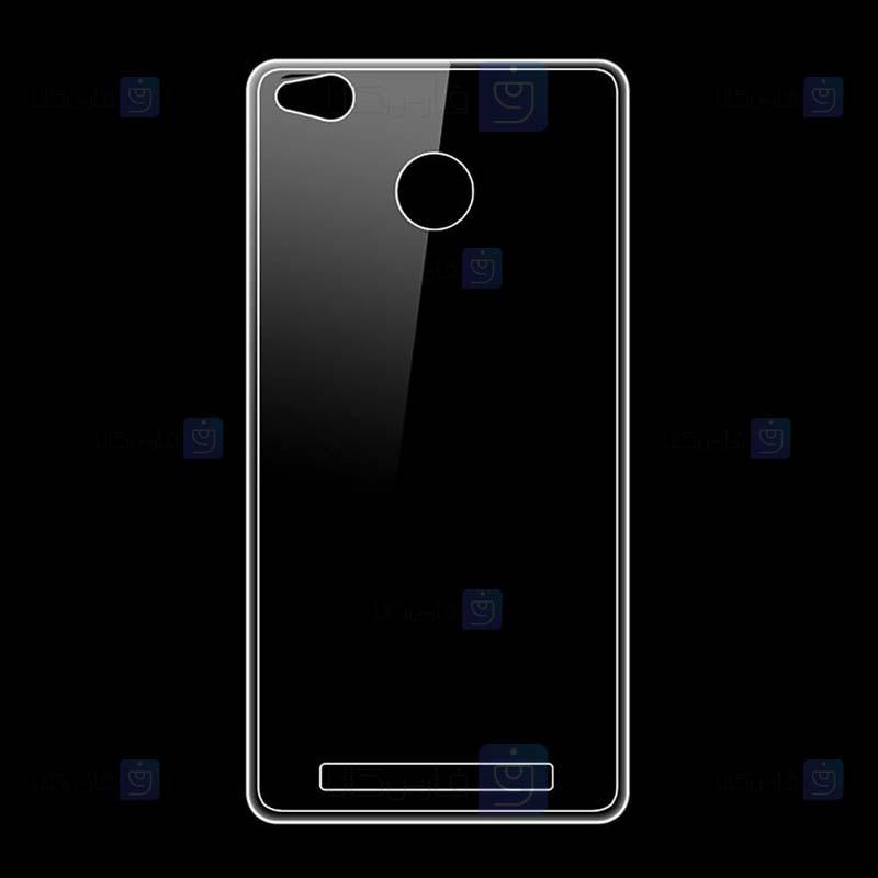 قاب محافظ ژله ای 5 گرمی شیائومی Clear Jelly Case For Xiaomi RedMi 3 Pro