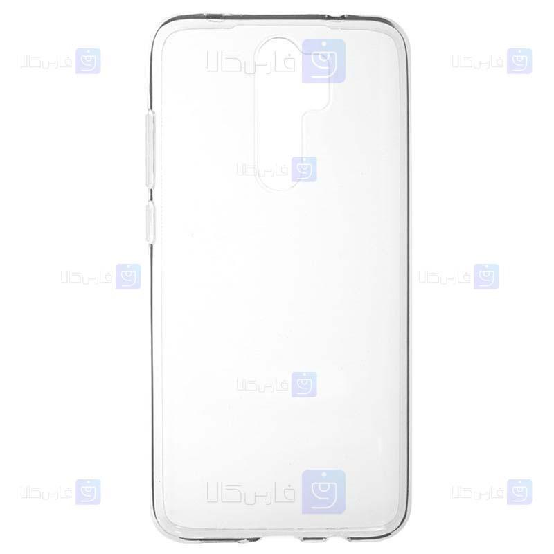 قاب محافظ ژله ای شیائومی Clear Jelly Case For Xiaomi Redmi Note 8 Pro