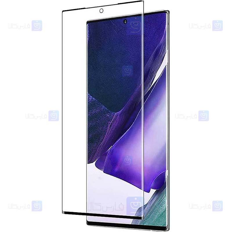 محافظ صفحه نمایش مات نانو پلیمری تمام صفحه سامسونگ Full Matte Nano Polymer Screen Protector Samsung Galaxy Note 20 Ultra