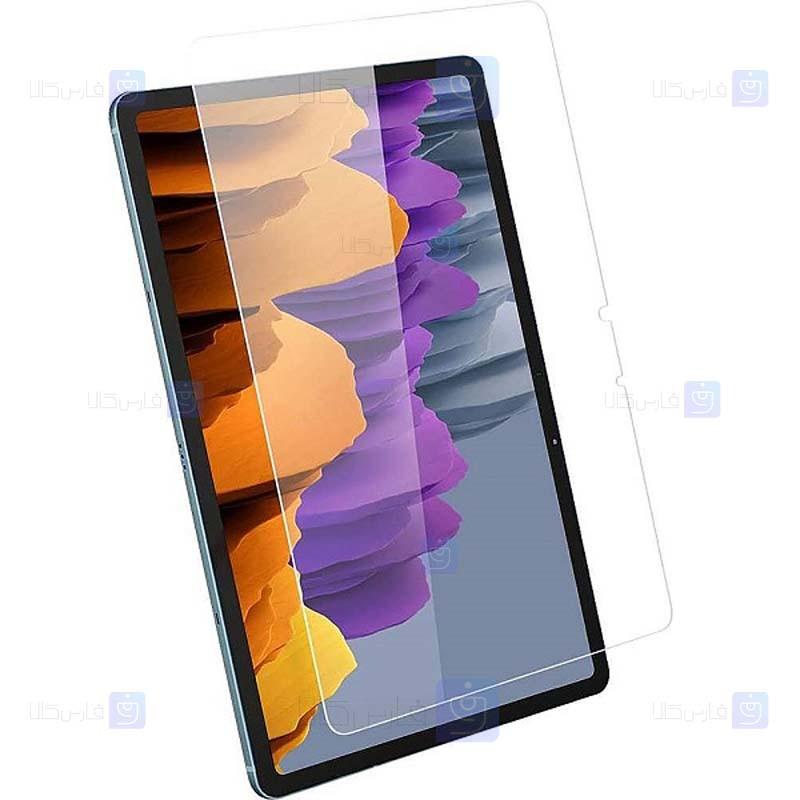 محافظ صفحه نمایش شیشه ای سامسونگ Glass Screen Protector For Samsung Galaxy Tab S7 SM-T875 T870