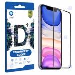 محافظ صفحه نمایش تمام چسب با پوشش کامل لیتو اپل LITO D+ Dustproof Screen Protector For Apple iPhone 11 XR