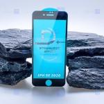 محافظ صفحه نمایش تمام چسب با پوشش کامل لیتو اپل LITO D+ Dustproof Screen Protector For Apple iPhone SE 2020
