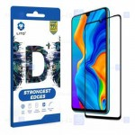 محافظ صفحه نمایش تمام چسب با پوشش کامل لیتو هواوی LITO D+ Dustproof Screen Protector For Huawei P30 Lite Nova 4e