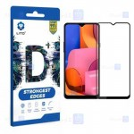 محافظ صفحه نمایش تمام چسب با پوشش کامل لیتو سامسونگ LITO D+ Dustproof Screen Protector For Samsung Galaxy A20s
