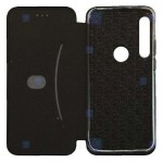 کیف محافظ چرمی هواوی Leather Standing Magnetic Cover For Huawei Y9s Honor 9x China