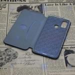 کیف محافظ چرمی سامسونگ Leather Standing Magnetic Cover For Samsung Galaxy M30s M21