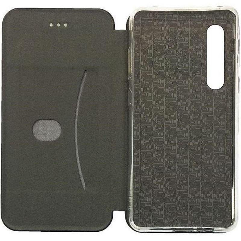 کیف محافظ چرمی شیائومی Leather Standing Magnetic Cover For Xiaomi Mi 10/Mi 10 Pro